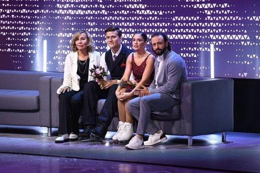 """Актриса Муцениеце рассказала, как Авербух оценил ее второй прокат в """"Ледниковом периоде"""""""