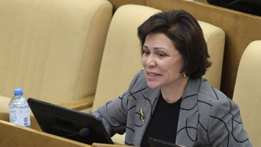 Депутат Госдумы Ирина Роднина высказалась о переходе Этери Тутберидзе в парное фигурное катание