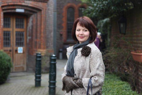 После второго развода актриса Вера Новикова вернулась к своей бывшей любви
