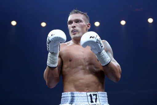 Тренер Владимира Кличко заявил, что Усик, возможно, лучший боксёр в мире