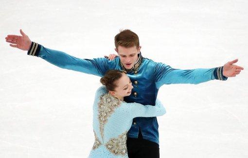 Фигурист Дмитрий Козловский высказался о выступлении пары Пападакис и Сизерона на чемпионате в Финляндии