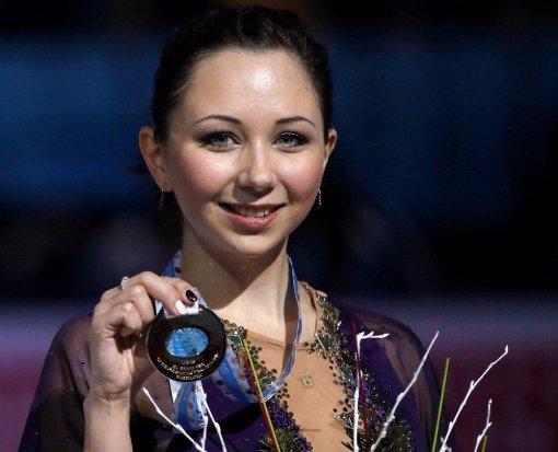 Елизавета Туктамышева рассказала, как справится с волнением перед стартом на соревнованиях