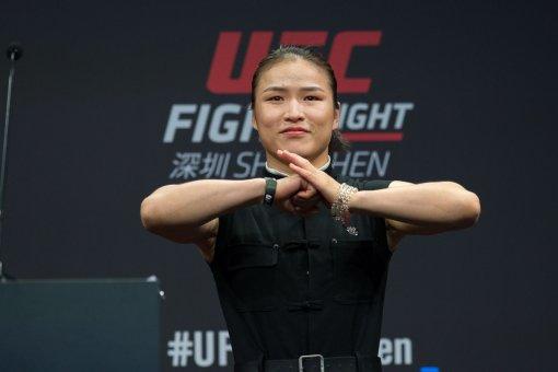 Экс-чемпионка UFC Вейли Жанг: Намаюнас перешла черту со своими словами