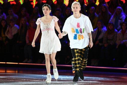Милохин во время танца с Медведевой вновь рухнул на лед