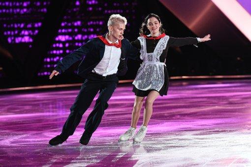 Советская фигуристка Елена Водорезова высоко оценила выступление Милохина на «Ледниковом периоде»