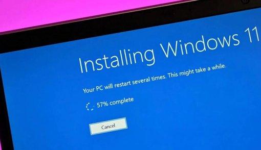 Компания Microsoft выпустила операционную систему Windows 11 раньше анонсированного релиза