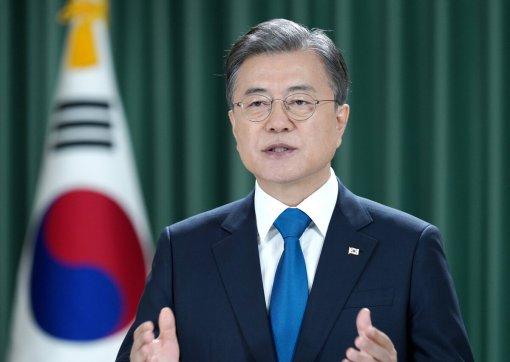 Президент Республики Корея предложил принять декларацию о завершении Корейской войны