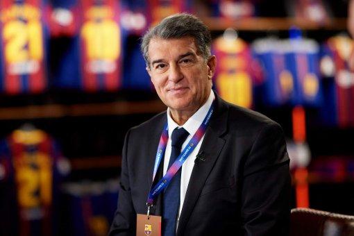 """Президент """"Барселоны"""" объяснил, почему клуб не подписал Лионеля Месси"""