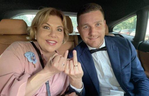 Актриса Марина Федункив обвинила молодого итальянского супруга во вранье на шоу «Дуэты»