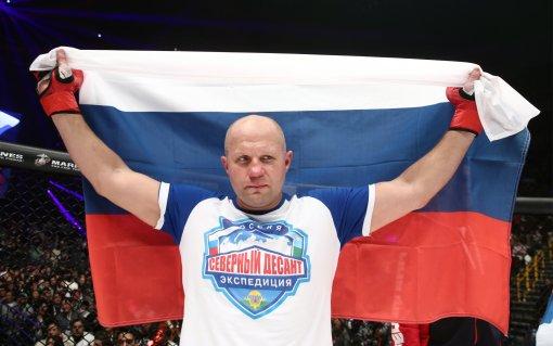 Боец Владимир Немков оценил подготовку Фёдора Емельяненко к бою с Джонсоном