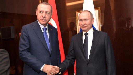 Политолог Александр Дугин рассказал об истинных итогах встречи Путина и Эрдогана