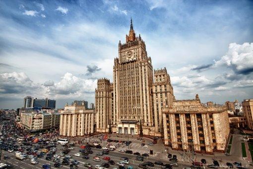 МИД России оценил призыв американских сенаторов выслать российских дипломатов из страны