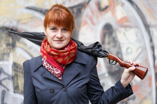 «Шпионка» Мария Бутина предложила ужесточить закон об иноагентах