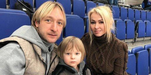 Сын Евгения Плющенко сказал, что ставит фигурное катание в приоритете над школой