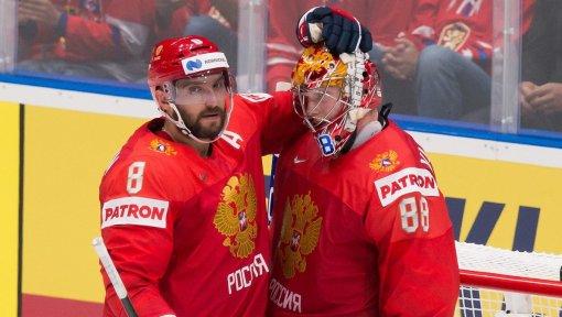 В расширенный состав сборной России на Олимпиаду включили около ста человек