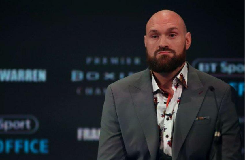 Боксёр Тайсон Фьюри заявил, что может завершить профессиональную карьеру
