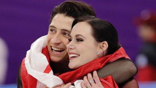 Канадский олимпийский чемпион Скотт Моир сообщил, что у него родилась дочь