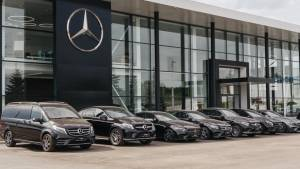 Mercedes оштрафовали на 1,5 миллиарда долларов
