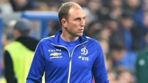 «Динамо» уволит Новикова после вылета из Лиги Европы