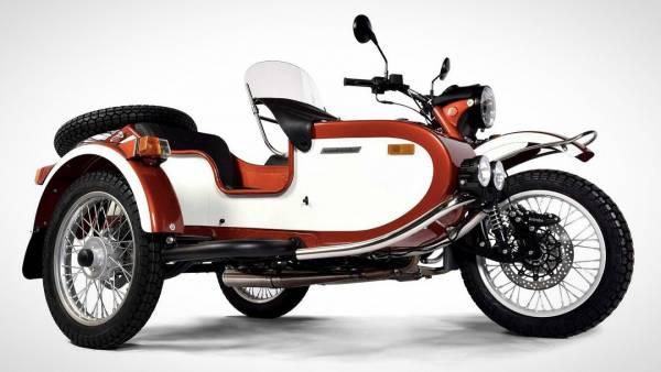 Предприятие «Урал» презентовало мотоцикл Weekender