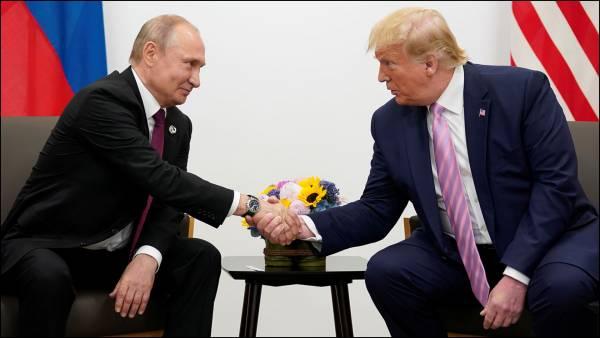 Трамп назвал плюсом свои хорошие отношения с Путиным и Ким Чен Ыном