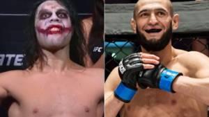 Перес вызывает Чимаева на бой в UFC 10 октября