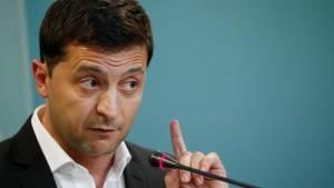 Зеленский заявил об отсутствии отношений между Украиной и Россией
