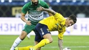 «Ростов» уступил «Маккаби» в квалификации Лиги Европы