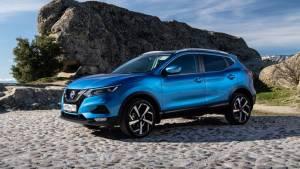 Новый Nissan Qashqai появится в РФ 1 октября