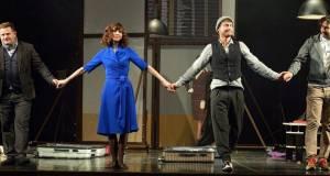 Прилучный и Карпович показали страстные чувства на сцене театра