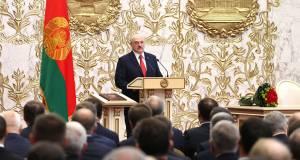 ЕС не признает легитимной инаугурацию Лукашенко