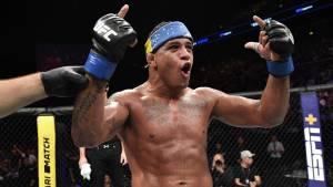 Бернс раскритиковал рейтинг UFC