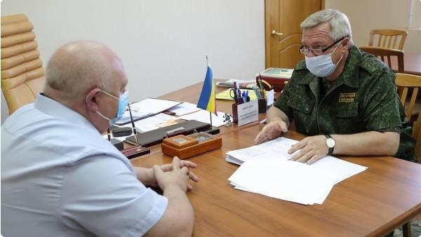 Мэр Каменска-Шахтинского подал в отставку после внезапного визита губернатора