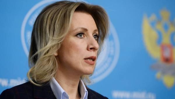 МИД РФ отреагировал на планы ЕС ввести санкции против Белоруссии