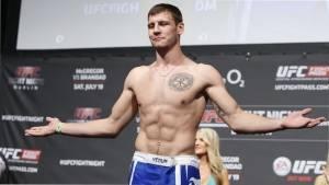 Крылов проведёт бой с экс-претендентом на титул UFC Оздемиром