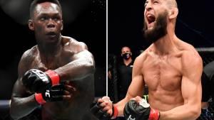 Чимаев вызвал на бой Адесанью после его победы на UFC 253