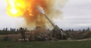 Армения заявила об ударах турецкой авиации в Карабахе