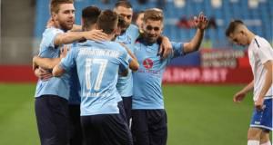 «Крылья Советов» разгромили брянское «Динамо» со счетом 7:0