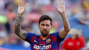 Лионель Месси с вероятностью в 90% останется в «Барселоне»