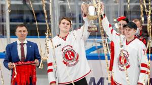 «Витязь» в овертайме переиграл «Динамо» и завоевал Кубок мэра Москвы