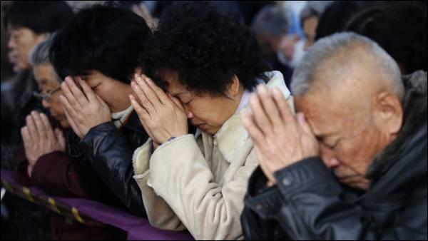 Китай ужесточит борьбу с распространением христианства