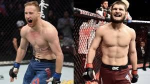 UFC представил видеоанонс поединка Хабиб — Гэтжи