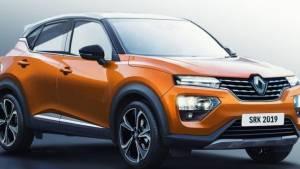 Новый кроссовер Renault за 510 тысяч рублей показали на рендере