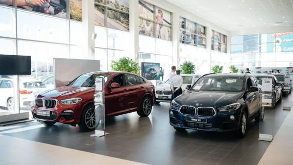 С начала сентября в России подорожали три модели BMW
