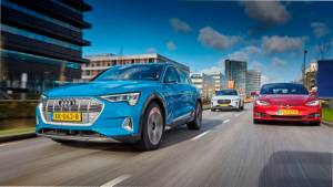 Рынок электромобилей с пробегом в России вырос на 72%
