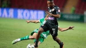 Форвард ЦСКА Эджуке впервые получил вызов в сборную Нигерии