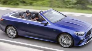 Обновленные купе и кабриолет Mercedes-Benz E-класса оценили в рублях