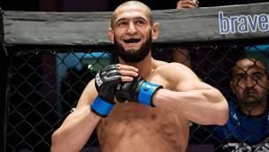 Хамзат Чимаев заявил, что собирается уничтожить всех в UFC