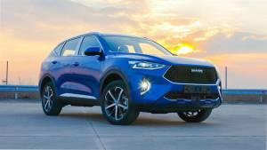 Опубликован список самых популярных китайских машин в России