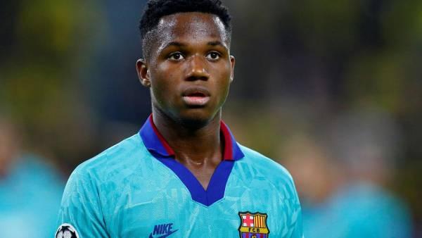 «Барселона» увеличила отступные за Фати до 400 млн евро
